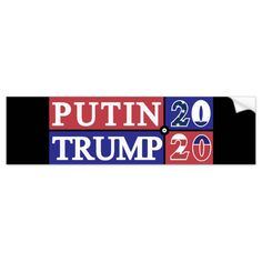 Elect Trump 2020Customer Bumper StickersGroup of 5 Your Choice Re
