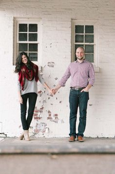 Sweet Nashville Engagement Session | Leah Moyers Photography | Tennessee | Reverie Gallery Wedding Blog