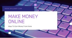 Fields to Make Money Online Ways To Earn Money, Earn Money From Home, Make Money Online, How To Make Money, How To Become, Kelly Services, Manual Testing, Accounting And Finance, Online Tutoring