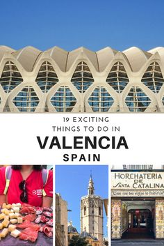 Valencia is one of the most interesting cities in Spain. Here is an insider's guide to the most exciting things to do in Valencia at any time of the year. Travel in Europe. Portugal Travel, Spain And Portugal, Spain Travel, Mykonos, Santorini, Europe Travel Guide, Europe Destinations, Travel Guides, Madrid