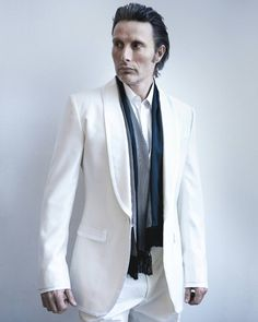 Mads doing his best Saturday Night Fever look!!!