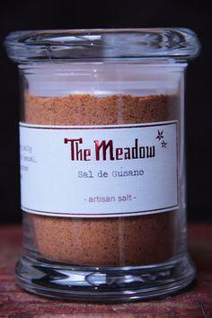 Sal de Gusano - Worm Salt