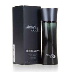 Armani Code Cologne by Giorgio Armani - Men 2.5oz Spray Eau de Toilette