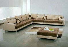Comfortable Large Sectional Sofas