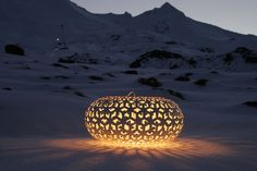 Lighting Design By David Trubridge | 1 Decor
