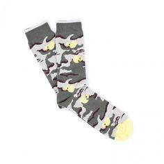 Democratique Socks x Mark McNairy Socks (Camo Ducks) | Democratique Socks | Brands Camo, Socks, Fashion, Camouflage, Moda, Fashion Styles, Military Camouflage, Sock, Stockings