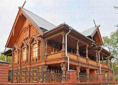 Астрахань. Дом купца Тетюшинова.