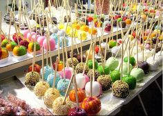 Dipped Apples!