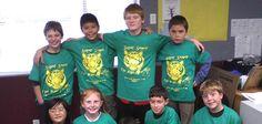 Super Seniors coming at ya! Show your tiger spirit team, thank! rushordertees.com
