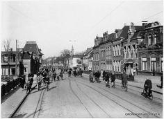 Hereweg viaduct Groningen 1936