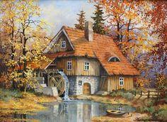 Lindas pinturas