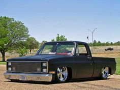 Lets see the bagged 73-87's - The 1947 - Present Chevrolet & GMC Truck Message Board Network