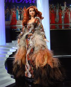 Miss USA 2012. look at the details of that outfit!