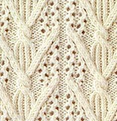 1000+ images about Knit bucket list on Pinterest Stitches, Lace knitting st...