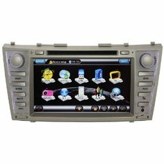 "Koolertron For Toyota 2007 2008 2009 2010 2011 Camry / 8"" HD Touchscreen GPS Navigation System Car Radio with DVD Player BT iPod PIP RDS V-CDC (OEM Factory Pannel Design,Free Map) by Koolertron. $379.98. * This Car Multimedai system fits Toyota 2007-2011 Camry & Aurion (in Australia) * Built-in GPS navigation, and you can listen to the music or the radio while in navigation * 8.0"" 800*480 Digital High Definition TFT LCD touchscreen. * original PIP function, you can u..."