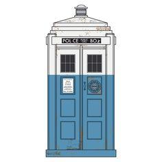 """""""The Dharma Initiative has the phonebox..."""" Hmmm where to pin where to pin!"""