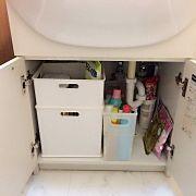 Bathroom,ダイソー,ナチュラル,洗面台,収納,100均に関連する他の写真