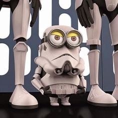 Star Wars + Minion = MinioWar