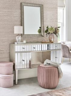 Buy Rochelle Dressing Table from the Next UK online shop Modern Flooring, Luxury Flooring, Home Interior Design, Interior Styling, Hygee Home, Small Hallways, Dining Room Walls, Contemporary Interior, Interiores Design