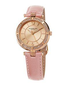 Spotted this Stührling Original Women's Vogue Watch on Rue La La. Shop (quickly!).