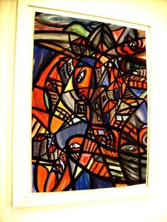 MUjer CIUDAD   prime opere raro dipinto 2° della limitata serie Mujer CIudad COZZANI