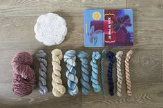 Enter now to win our September luxury yarn giveaway! We're even including cashmere this month. Oh la la! Ends September 30th, so hop on over, my lovely!