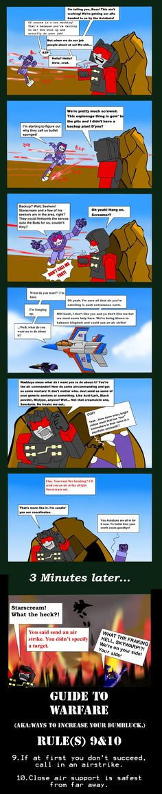 TF guide to warfare: ways to increase your dumb luck #9 & 10 hahaha