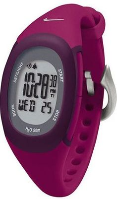 Nike Women's WR0076-609 Imara Fit Multi-Function Watch LOVE THIS FRICKIN PURPLE WATCH! CAN I HAVE IT?