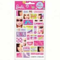 Barbie All Dolled Up Party Favor Stickers are perfect to add to your guests loot bags. There are 2 sheets of stickers in each package. Barbie Theme Party, Barbie Birthday Party, Girls Birthday Party Themes, Birthday Supplies, Kids Party Supplies, Birthday Parties, Wholesale Party Supplies, Discount Party Supplies, Barbie Toys