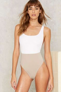 KORE Swim Nyx Swimsuit - White