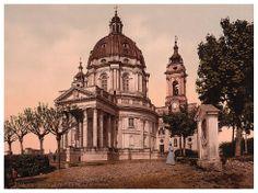 Torino. #vintage postcard images