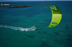 The 2015 North Evo kite. North kiteboarding wallpaper.