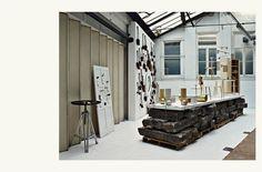 Installation - Faye Toogood