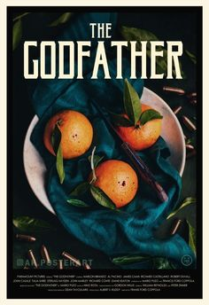 BROTHERTEDD.COM - theandrewkwan: The Godfather alternative movie...