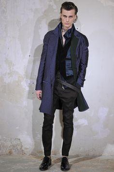 Haider Ackermann | Spring 2014 Menswear Collection | Style.com