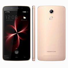 HOMTOM HT17 Pro 5,5 Zoll Smartphone Dual-SIM 4G FDD Android...