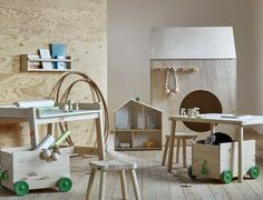 New Simple (and Wildly Customizable) Pine Wood Kids' Collection from IKEA — Design News