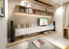 Bookcase, Flat Screen, Shelves, Living Room, Tv, Home Decor, Blood Plasma, Shelving, Decoration Home