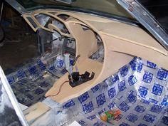 custom fiberglass interior (many pics) - Page 3 - Corvette Forum