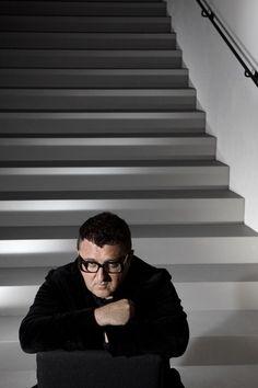 Alber Elbaz http://www.vogue.fr/thevoguelist/alber-elbaz/116