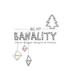 blog graphics_ All my Banality by denise giglio, via Behance