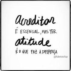 """""""Habilidade é o que você é capaz de fazer. Motivação determina o que você faz. Atitude determina a qualidade do que você faz."""" #boatarde #pensamentos #positivy #positividade #Deusnocomando #Deus..."""