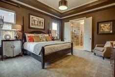 Viridian bedroom #CambridgeHomes