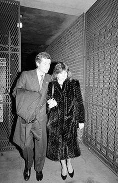 Princess Caroline of Monaco and her husband Stefano Casiraghi