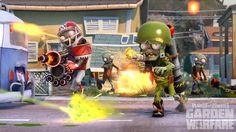 """Trailer de """"Plants vs Zombies: Garden Warfare"""" y el Boss Mode."""