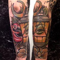 #tattoo #ink   ALEX DÖRFLER, Germany, Hardcore ink, Kassel
