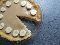 A sweet summery tart with GF crust and tamarind filling