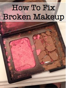 Ever had this happen to you? Don't throw your makeup away! There is a quick and easy home remedy.