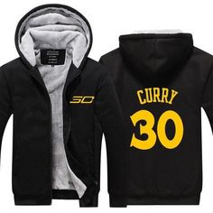 Winter Hoodies Stephen Curry