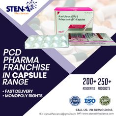 Stensa LifeSciences is the fastest growing pharma company in India. Collaborate with us and get the opportunity to work proficiently in the pharmaceutical sector. Join our PCD Pharma Franchise #PCDPharmafranchise #PCDfranchise #Pharmafranchise #PCDPharmacompany #PCDFranchisecompany #toppcdpharmacompany #pharmafranchisecompany  Phone no :- 9878610016,8725010016 stensalifescience@gmail.com stensalifesciences.com Franchise Companies, Pharma Companies, Fast Growing, Opportunity, Join, Personal Care, India, Phone, Products